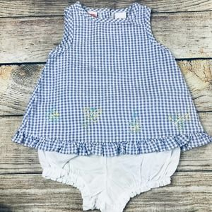 12-18 month baby girl pastel outfit